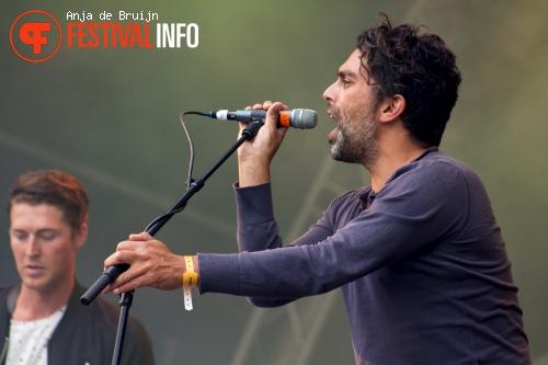 Sunday Sun op Damaris Festival 2015 foto