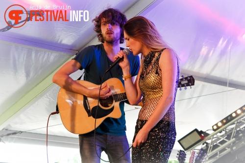 Kissing Jane op Damaris Festival 2015 foto