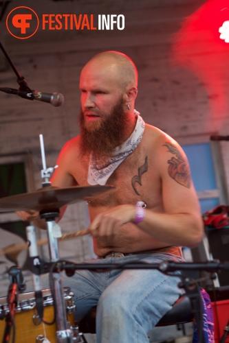 Ben Miller Band op Zwarte Cross 2015 - Zondag foto