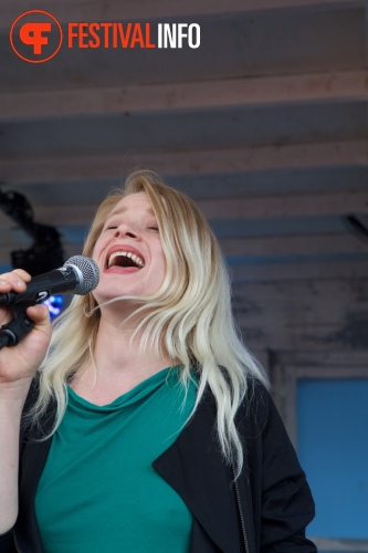 Birds That Change Colour op Zwarte Cross 2015 - Zondag foto