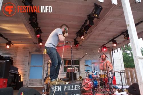 Foto Ben Miller Band op Zwarte Cross 2015 - Zondag