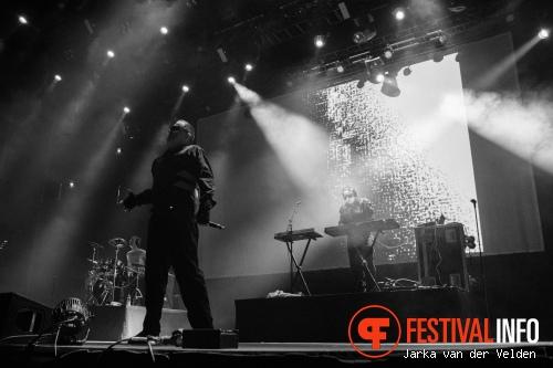Foto Front 242 op Amphi Festival 2015 - Zaterdag