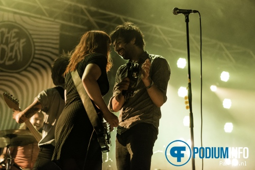 The Deaf op Schollenpop 2015 foto