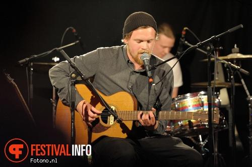 David Ronnegard op Festival The Brave 2015 foto