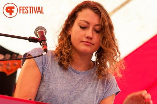 Anna Rune op Festival The Brave 2015 foto