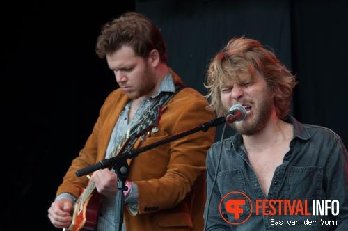 Charl Delemarre op Festival The Brave 2015 foto