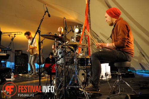 The Young Folk op Festival The Brave 2015 foto