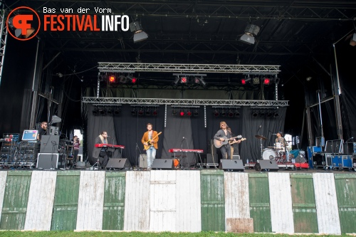 Foto Charl Delemarre op Festival The Brave 2015
