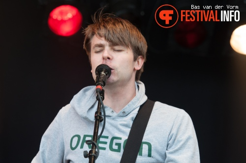 Foto Aestrid op Festival The Brave 2015