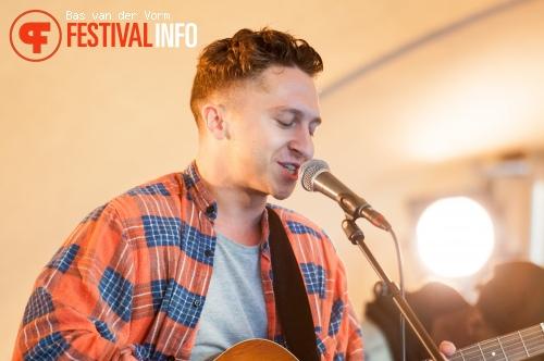 Joel Baker op Festival The Brave 2015 foto