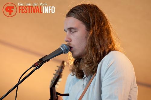 Andreas Moe op Festival The Brave 2015 foto