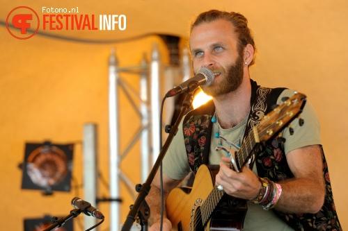 Nate Maingard op Festival The Brave 2015 foto