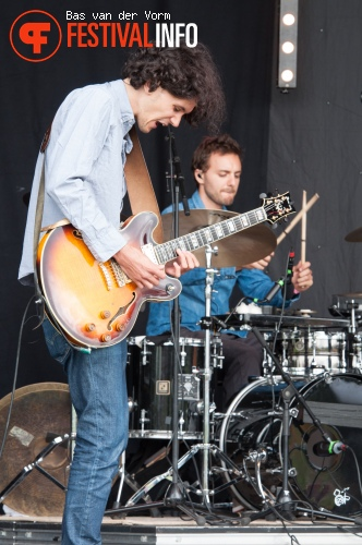 Malky op Festival The Brave 2015 foto