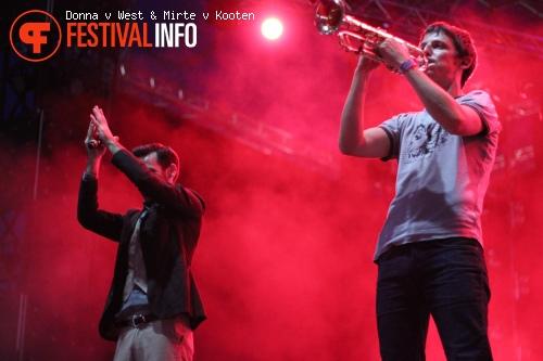 Foto Babylon Circus op Sziget 2015 - Dinsdag
