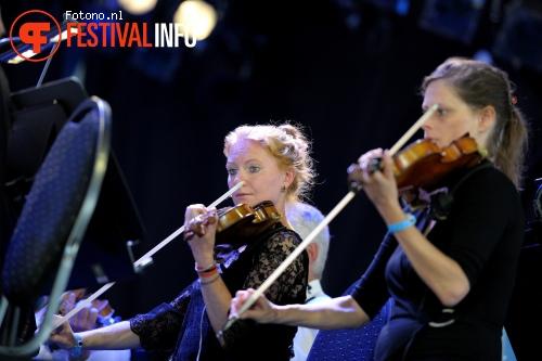 Foto Het Koninklijk Concertgebouworkest op Lowlands 2015 - zondag