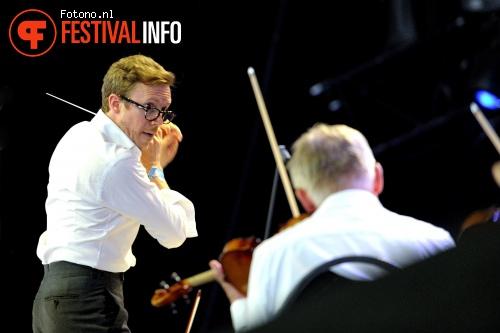 Het Koninklijk Concertgebouworkest op Lowlands 2015 - zondag foto