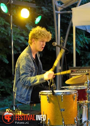 Lions Den op Amsterdam Woods Festival 2015 - vrijdag foto