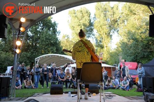 on eva op Amsterdam Woods Festival 2015 - vrijdag foto