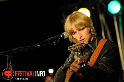 Foto Max Meser op Amsterdam Woods Festival 2015 - vrijdag