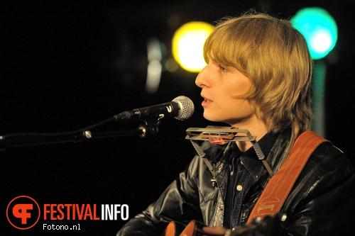 Max Meser op Amsterdam Woods Festival 2015 - vrijdag foto