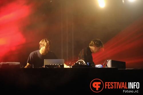 Weval op Amsterdam Woods Festival 2015 - vrijdag foto