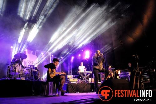 Kovacs op Amsterdam Woods Festival 2015 - vrijdag foto