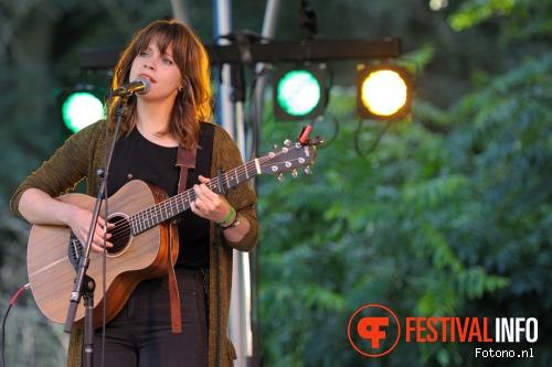Sascha Elisah op Amsterdam Woods Festival 2015 - vrijdag foto