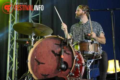 Mister and Mississippi op Amsterdam Woods Festival 2015 - zaterdag foto