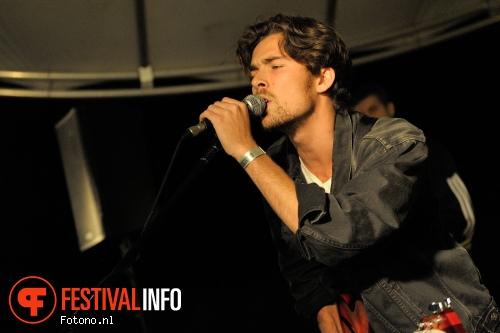 Moon Tapes op Amsterdam Woods Festival 2015 - zaterdag foto