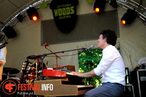 Douglas Firs op Amsterdam Woods Festival 2015 - zaterdag foto