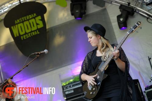 Nelson Can op Amsterdam Woods Festival 2015 - zaterdag foto