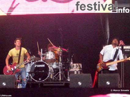 Pinkpop 2003 foto