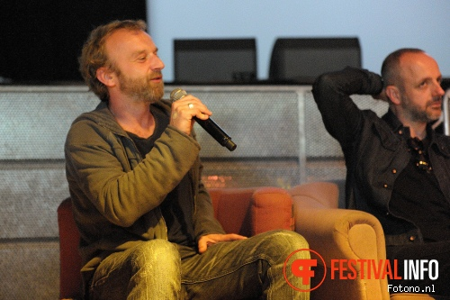 Foto Fink op Amsterdam Woods Festival 2015 - zondag