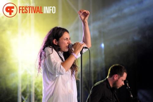 Foto Intergalactic Lovers op Amsterdam Woods Festival 2015 - zondag