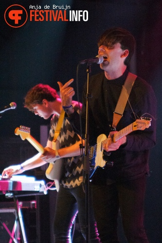 Rats on Rafts op Open Up 2015 foto