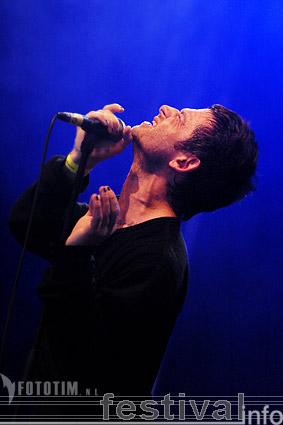 Foto Keith Caputo op Dauwpop 2007