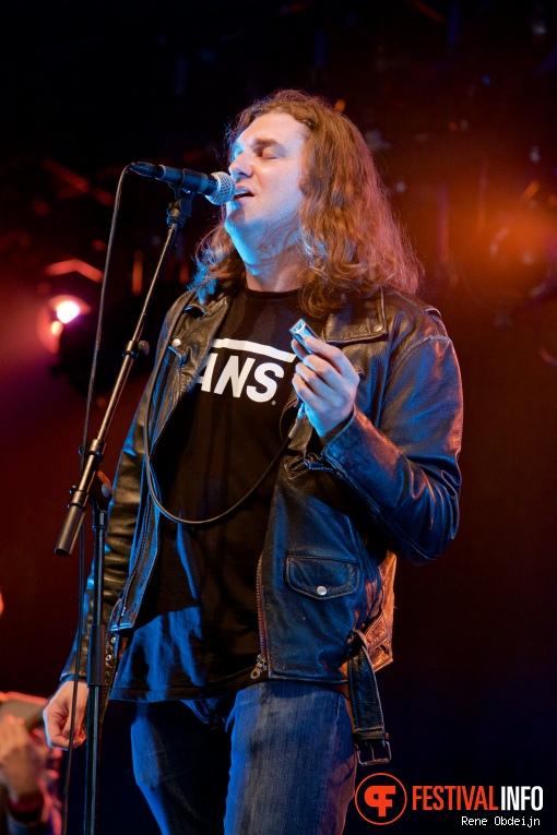 Foto Dirty Aces op Bluesrock Festival Tegelen 2015