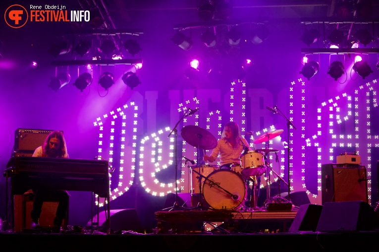 DeWolff op Bluesrock Festival Tegelen 2015 foto