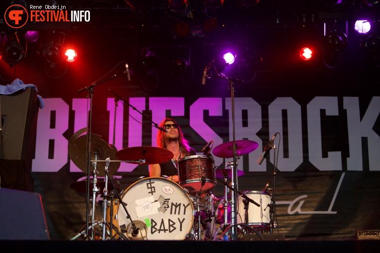 MY BABY op Bluesrock Festival Tegelen 2015 foto