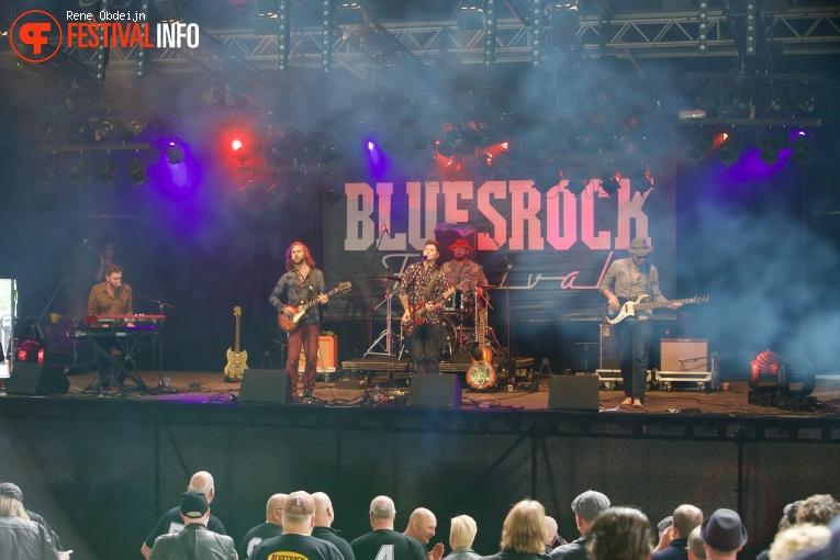 The Delta Saints op Bluesrock Festival Tegelen 2015 foto