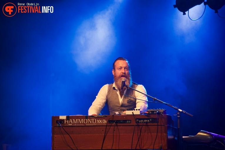 Sven Hammond op Bluesrock Festival Tegelen 2015 foto