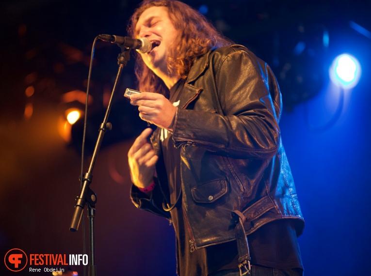 Dirty Aces op Bluesrock Festival Tegelen 2015 foto