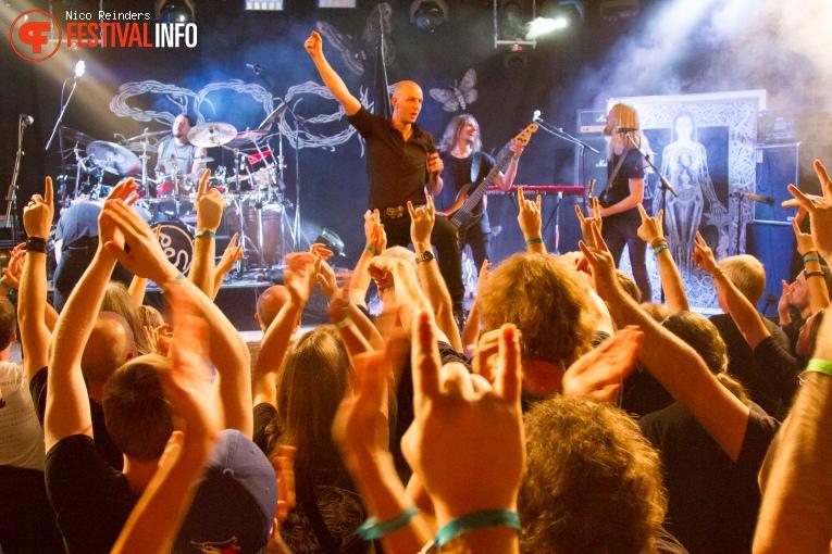 Foto Soen op ProgPower Europe 2015