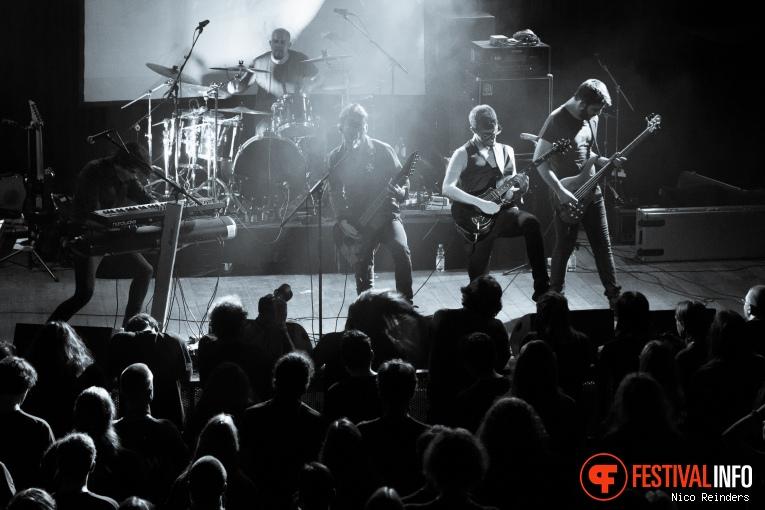 Foto Obsidian Kingdom op ProgPower Europe 2015