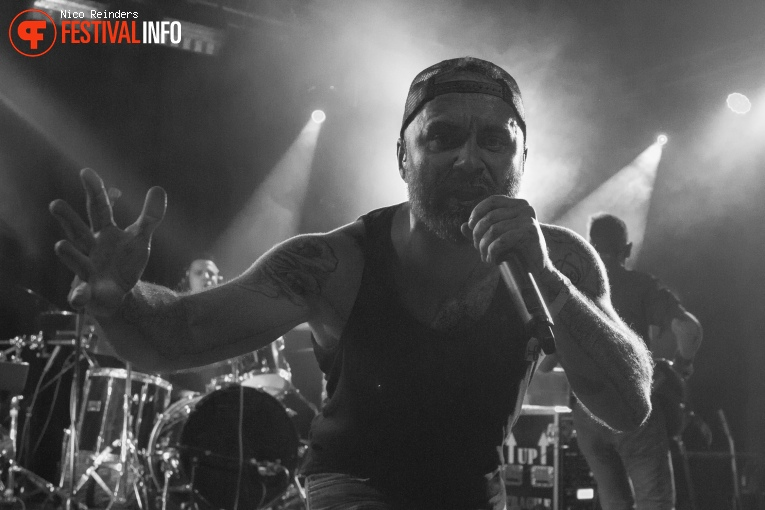 Foto Animations op ProgPower Europe 2015