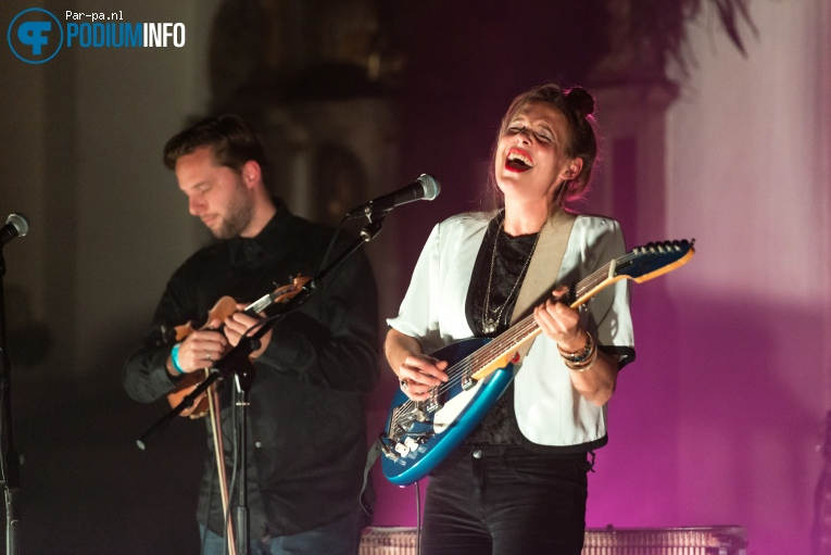 Foto Sue the Night op Novastar/ Sue The Night/ Bertolf - 16/10 - Groenmarktkerk