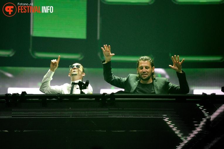 Foto Dimitri Vegas & Like Mike op Amsterdam Music Festival 2015 - Vrijdag