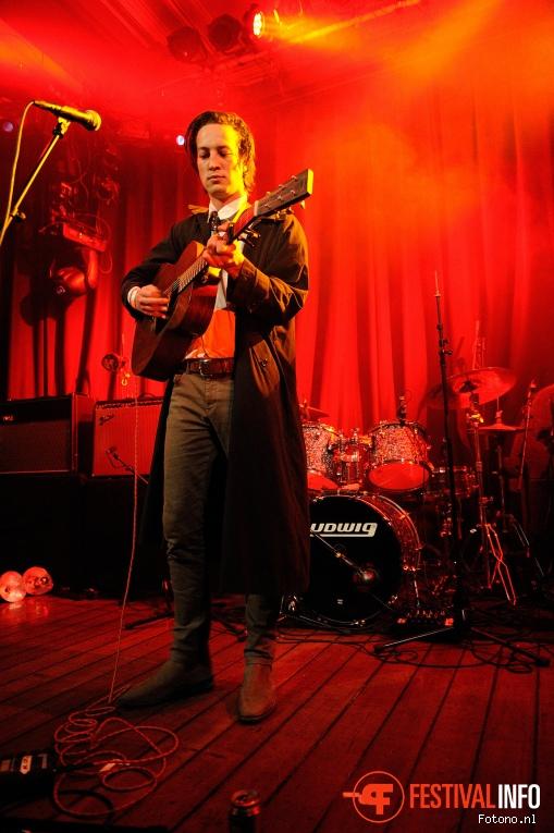 Foto Marlon Williams op London Calling #2 2015 - vrijdag