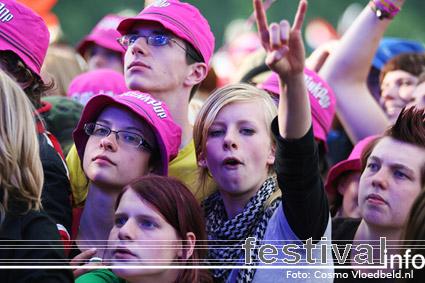 Pinkpop 2007 foto