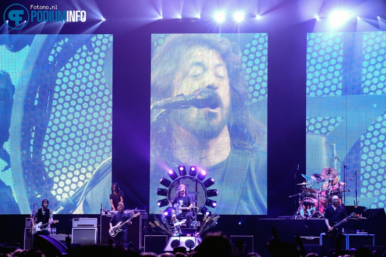 Foto Foo Fighters op Foo Fighters - 5/11 - Ziggo Dome